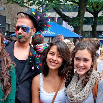Verano Alemania - Colonia clases y familia