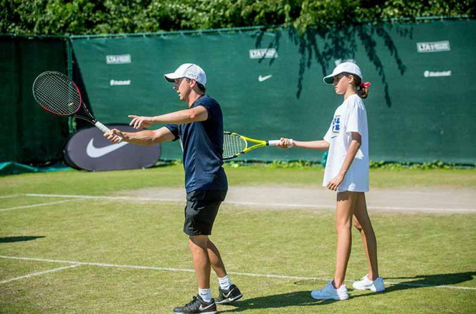 Verano Reino Unido - Nike TenisCamp