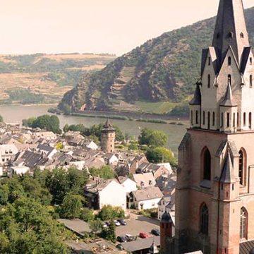 Verano Alemania - Oberwesel - Rhine