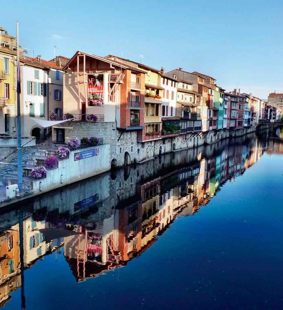 Verano Francia - Castres Inmersión en familia