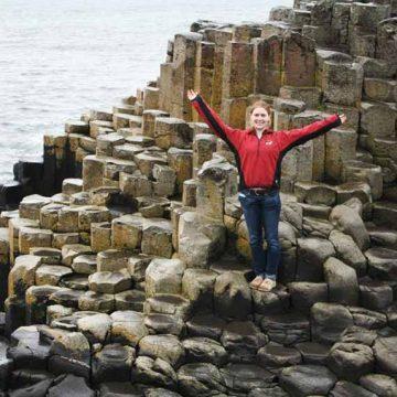 Verano Noreste de Irlanda inmersión en familia