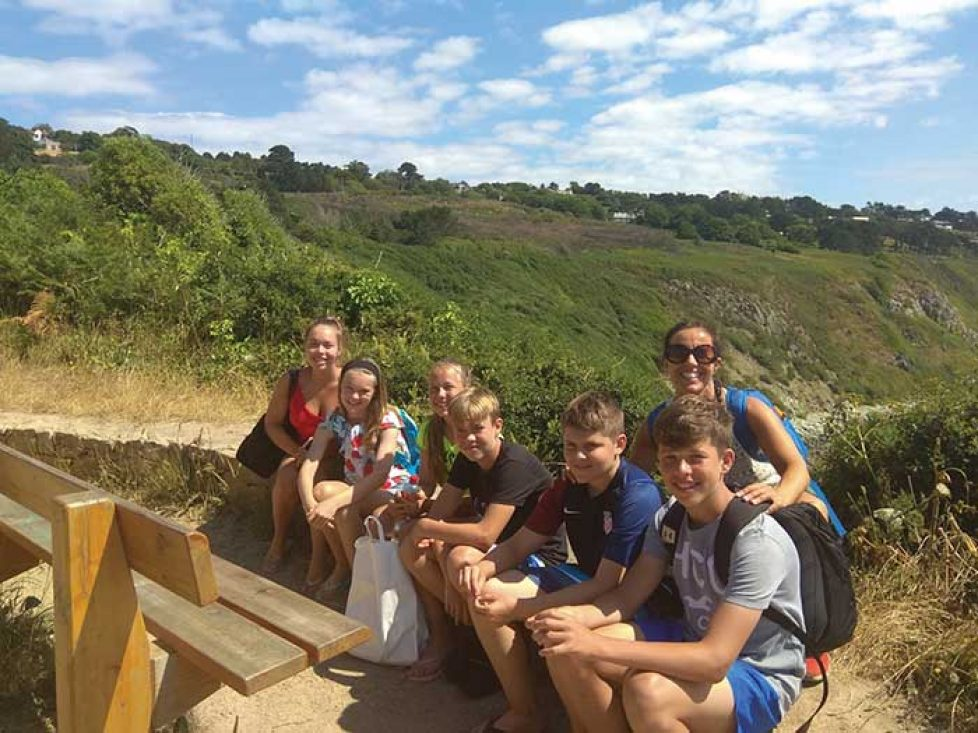 Verano Irlanda – Sutton, Dublín inglés interactivo y actividades – familia
