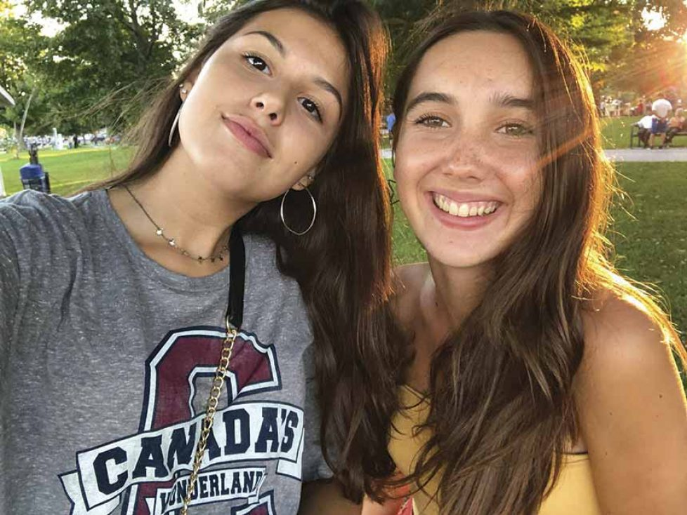 Canadá - Año Escolar en Colegio público y familia