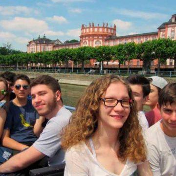 Verano Alemania - Wiesbaden clases y familia