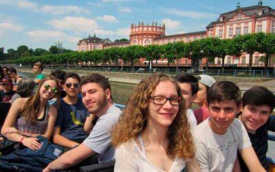 Verano Alemania – Wiesbaden clases y familia