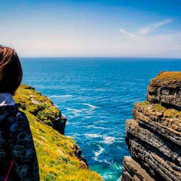 Irlanda Verano - Condado de Donegal inmersión en familia