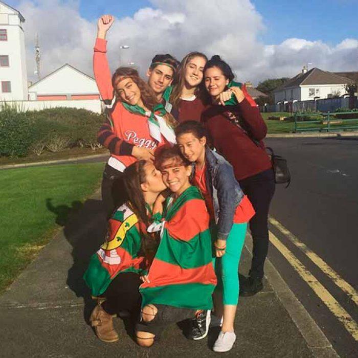 Irlanda Verano - Sutton, Área de Dublín en familia