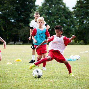 Reino Unido Verano - Nike FootballCamps