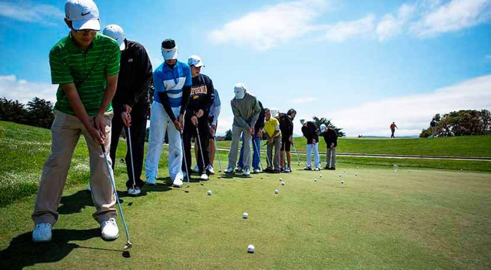 Reino Unido Verano - Golf, equitación y tenis academy