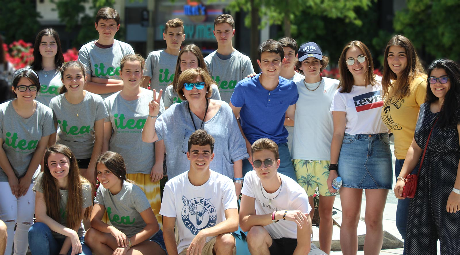 Charla Año Académico en Madrid