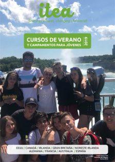 Folleto Cursos de verano y campamentos 2019