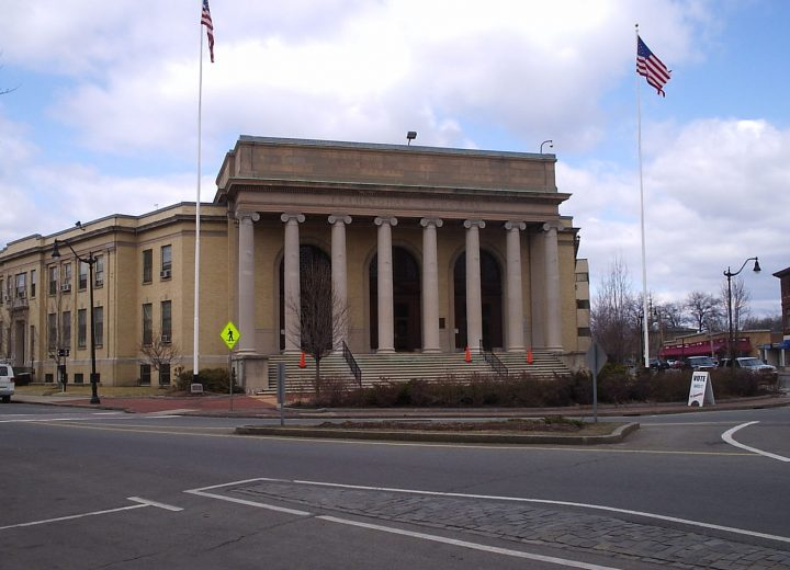 Framingham, MA (Town Hall)