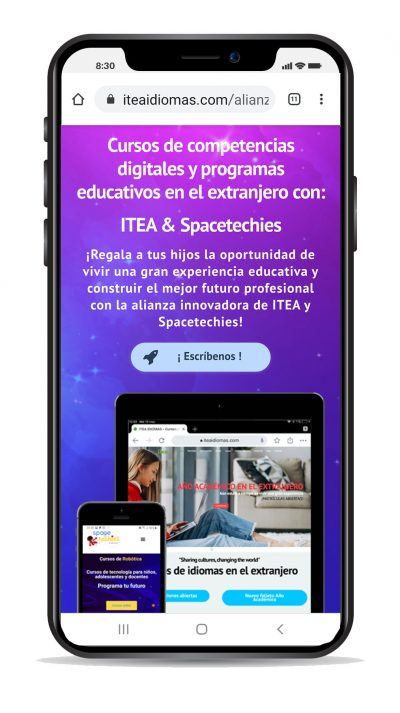 alianza ITEA & Spacetechies