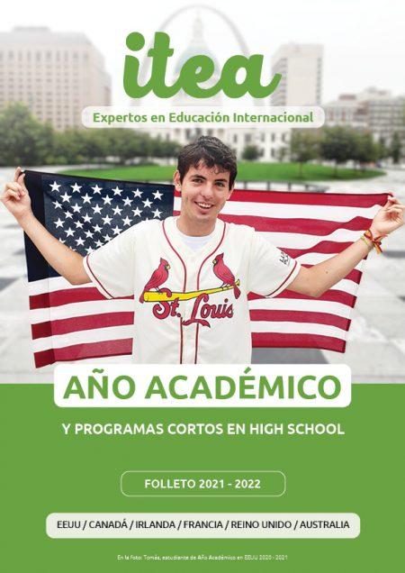Folleto Año Académico 2021 - 2022