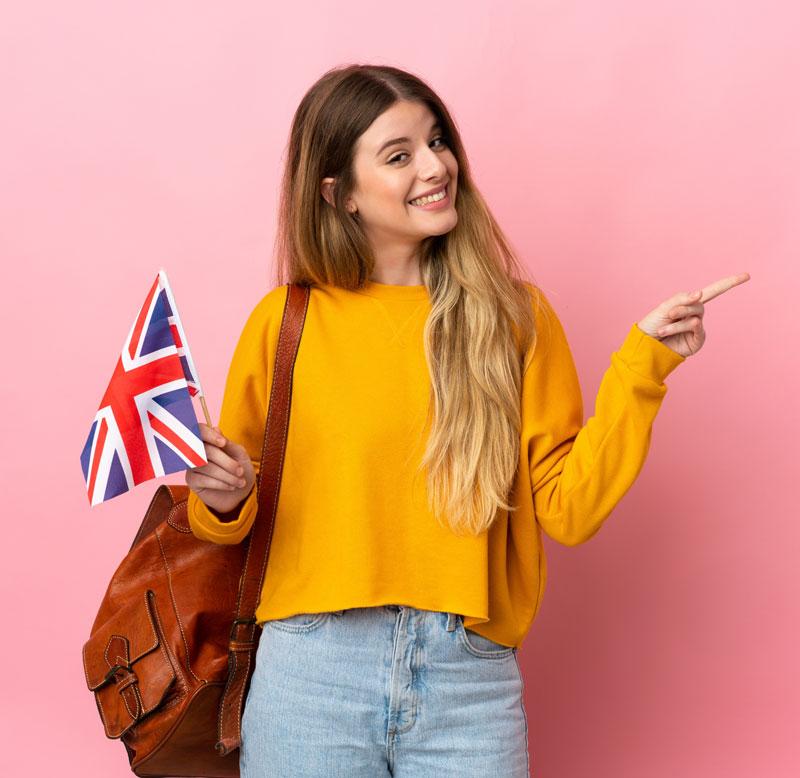 Reino Unido estudiante