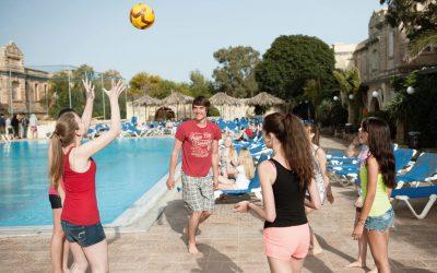 Verano en Malta- Residencia