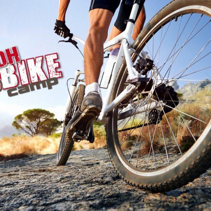 campamento Bici enduro descenso natukcamp