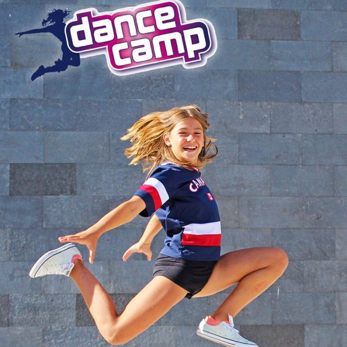 campamento baile danza natukcamp