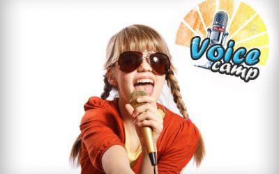 Voice Camp en Rialp. Campamentos de verano en inglés o francés
