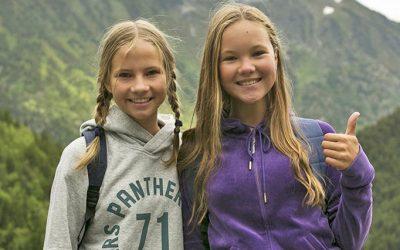 Discovery Camp en Rialp. Campamentos de verano en inglés o francés