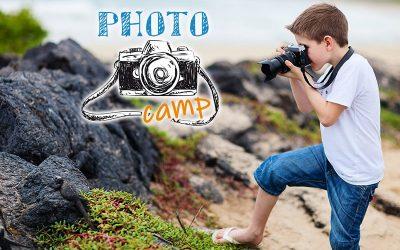 Photo Camp en Rialp. Campamentos de verano en inglés o francés