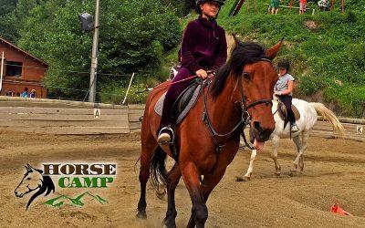 Horse Camp en Rialp. Campamentos de verano en inglés o francés