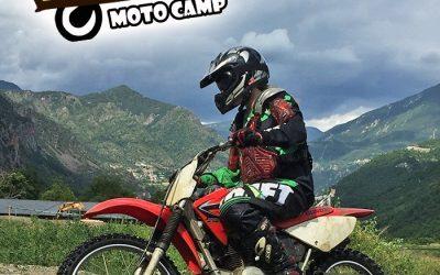 Off Road Moto Camp en Rialp. Campamentos de verano en inglés o francés