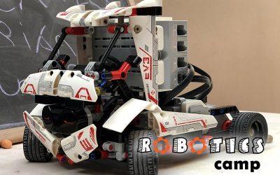 Robotics Camp en Rialp. Campamentos de verano en inglés o francés