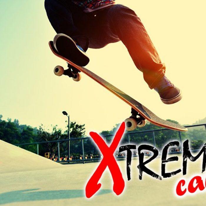 campamento skate patinete scooter xtreme natukcamp